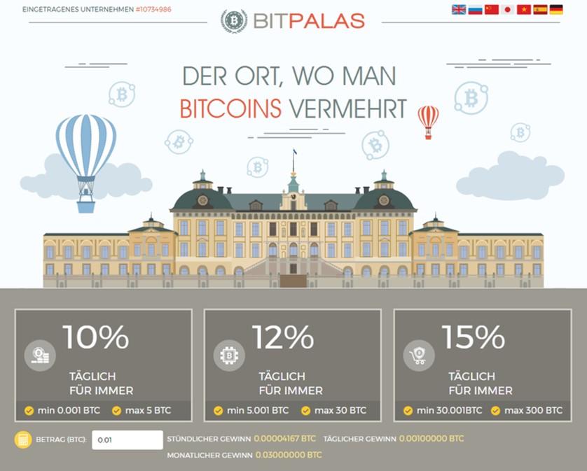Verdiene mit Bitpalas BitCoins   Geld verdienen im Internet