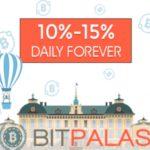 Verdiene mit Bitpalas BitCoins