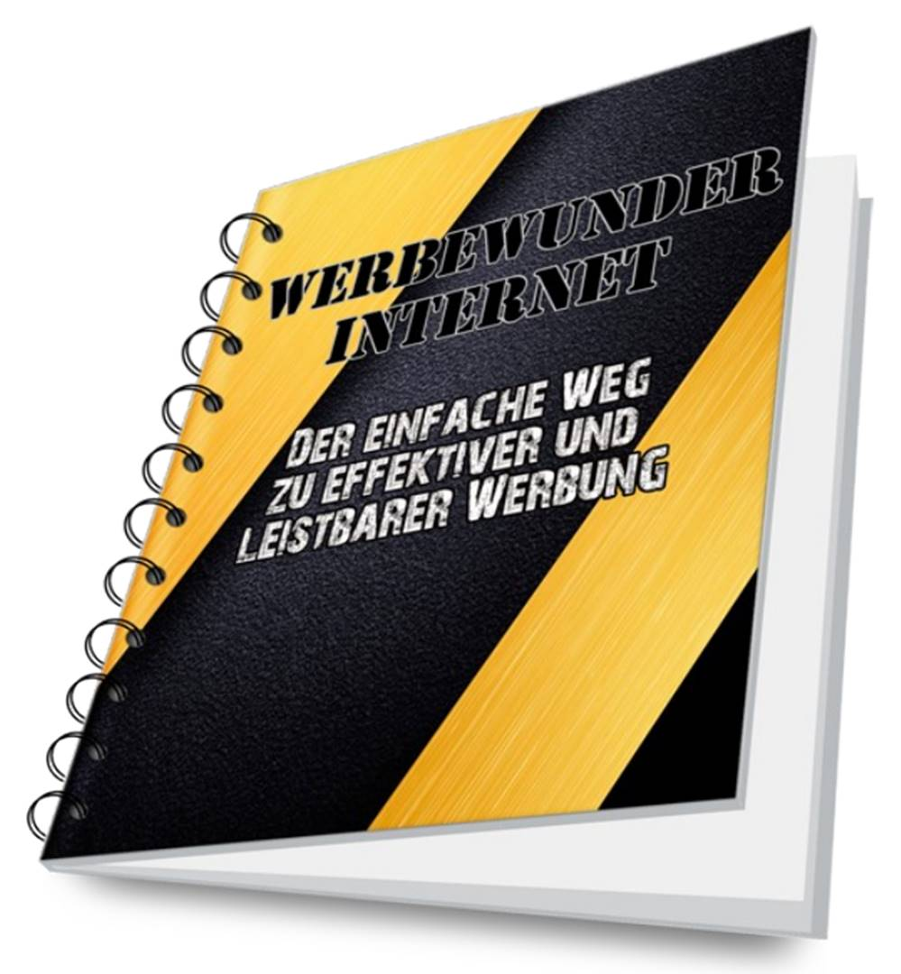 eBook , Werbung, Internet