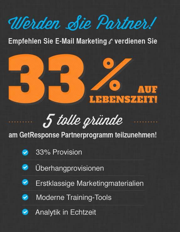 getresponse, email Marketing